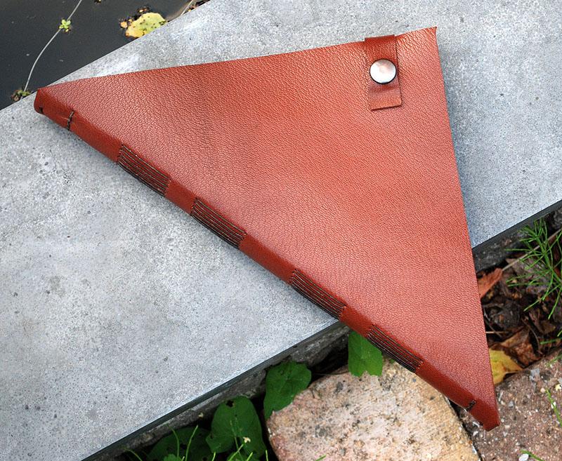 Het driehoekige boek: een drieboek!